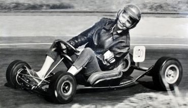 The Queen of Karting, Faye 'Ladybug' Pierson: 11 July 1928 – 6 March 2021