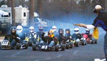 The 2021 15th Annual GSKA VKA Vintage Kart Winter Nationals