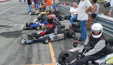 Vintage Enduro Racers Participate in Historic Event